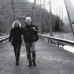 Traveling Kate & Steve, Troy Bridge
