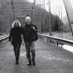 Traveling Kate & Steve, Troy Bridge