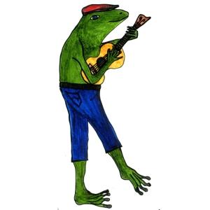 Ukalaliens Frog