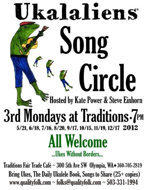 Ukalaliens Song Circle